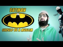 Batman should be a Muslim