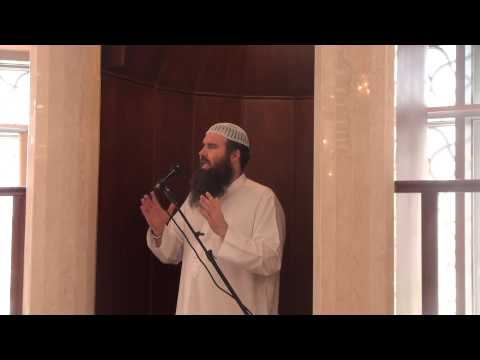 Companions Love for Muhammad (ﷺ) – AbdurRaheem McCarthy