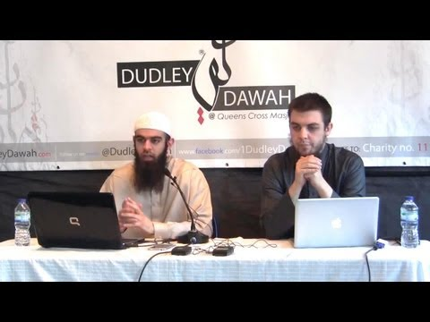 Exorcism (Ruqya) Course – Episode 1/9 – Introduction – Abu Ibraheem & Tim Humble
