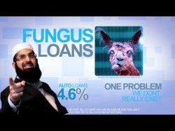 FUNNY| Islamic loan advert