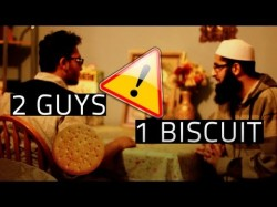 2 GUYS 1 BISCUIT