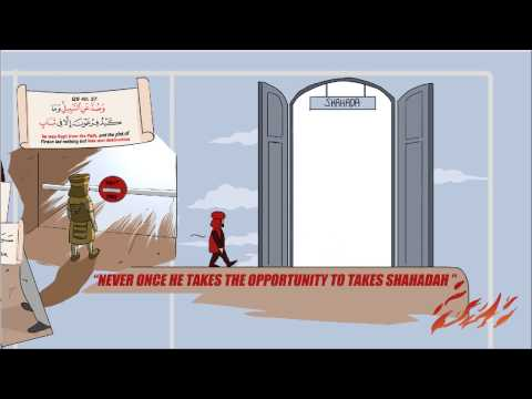 Predictions of The Quran -| Nouman Ali Khan – illustrated