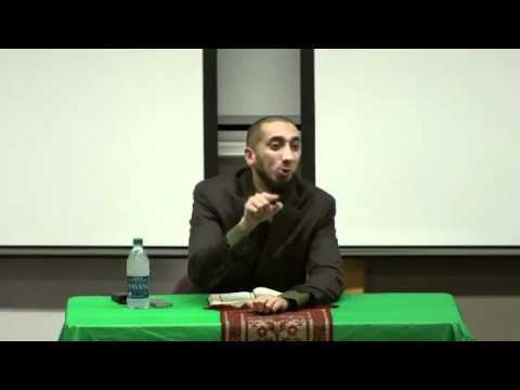 Quran: Your companion on the Day of Judgement by Nouman Ali Khan – YouTube