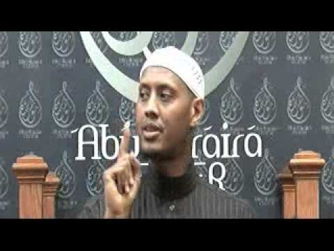 The Three That Went To The Cave – Sh. Said Rageah