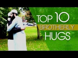 Top 10 Brotherly Hugs