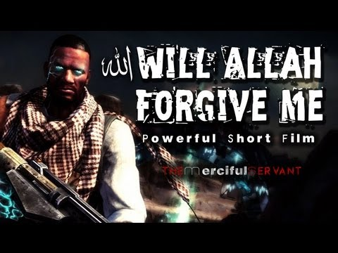 Will Allah Forgive Me?