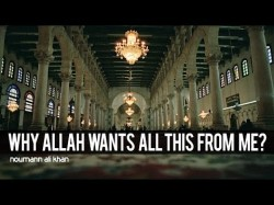 Why Allah Wants You To Be A Good Muslim – [Beautiful Explanation]