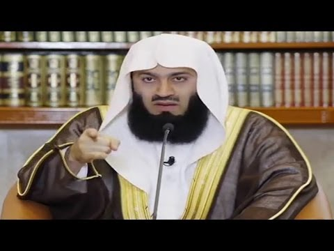 #Selfie Before You Share Photos Online, Watch This – Mufti Menk