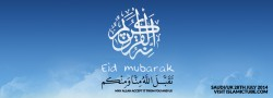 Eid – Monday 28th July 2014