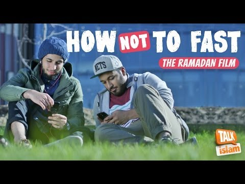 HOW NOT TO FAST | #RAMADAN FILM