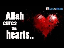 Allah Cures The Hearts