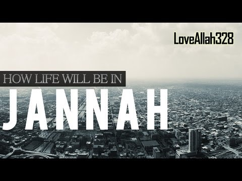 Nothing to worry about in Jannah