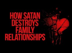 How Shaytan Destroys Family Relationships