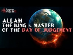 The King Of The Day Of Judgement