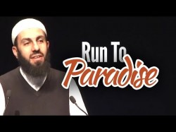 Run to Paradise – Bilal Assad