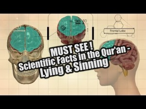 MUST SEE! Scientific Facts in the Qur'an – Lying & Sinning
