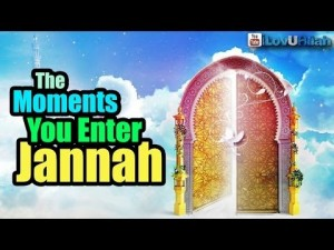 The Moments You Enter Jannah| Bilal Assad