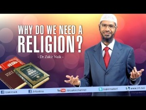 Why do we need a Religion?