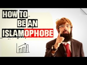 How to be an Islamophobe