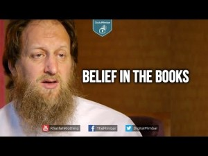 Belief in the Books – AbdurRaheem Green