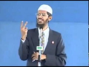 Dr. Zakir Naik – Hijab Criteria for man and woman in Islam.