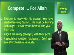 Part 7. Understand Quran and Salah The Easy Way.
