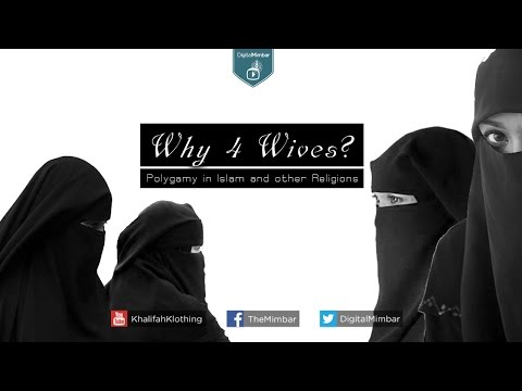 Why 4 Wives? Polygamy in Islam & other Religions