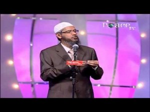 Dr Zakir Naik – Definition of Allah in Islam.