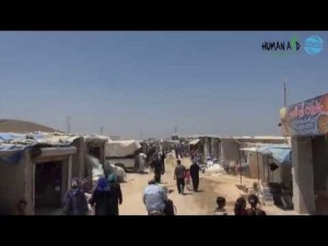 Human Aid UK: Syria Food Packs 2015