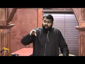 Fasting 6 days of Shawwal after Ramadan – Shaikh Yasir Qadhi