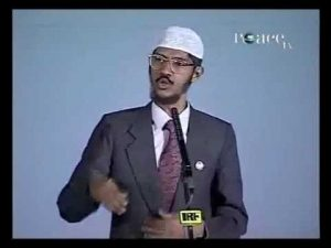 Scientific Proof for Atheist on Existence of God…Answer By: Zakir Naik
