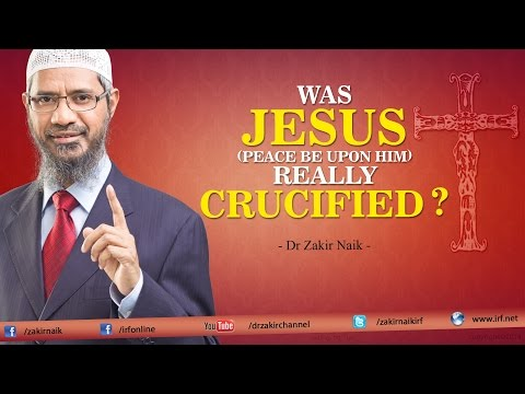 Clear evidence from the bible that Jesus was not Crucified. Dr Zakir Naik Vs Christian Brother.