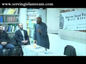 Salaah & The Speed of Lightning…FUNNY Dr. Bilal Philips