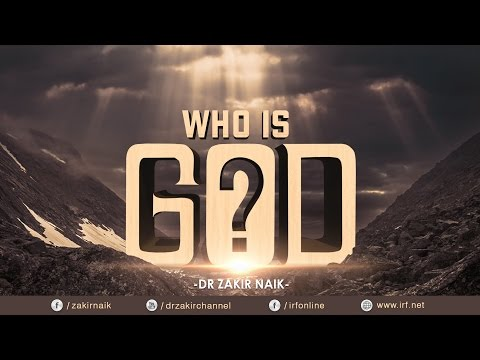 WHO IS GOD? Must Watch.