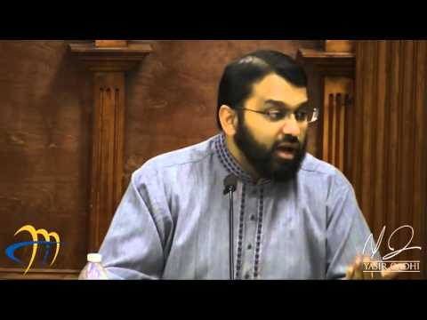 Umar b. al-Khattab: Part 1 – Early Life and Conversion to Islam ~ Dr. Yasir Qadhi