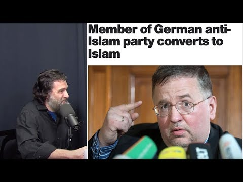 EXCLUSIVE INTERVIEW WITH FAR-RIGHT WING Politician from GERMANY who accepted ISLAM Arthur Wagner