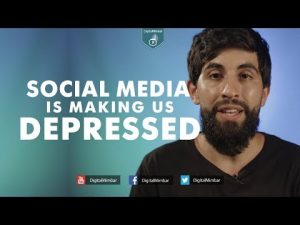 Social Media is making us Depressed – Kamal Saleh