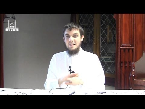 Practical Introduction to the Science of Hadeeth – Tim Humble